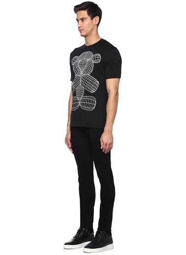 Barrett Tişört Siyah